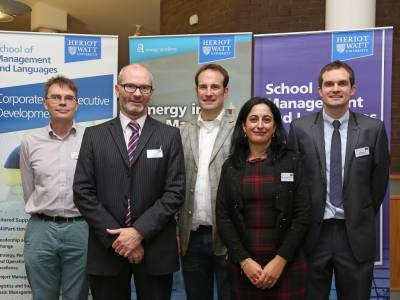 The Heriot-Watt Energy Academy Annual Review 2016-17