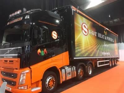 Motorbikes to large trucks: developing zero emission vehicles