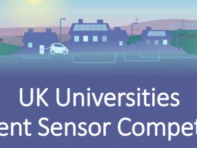 UK Universities Student Sensor Competition