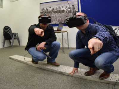 A New Reality: Immersive Learning in Construction